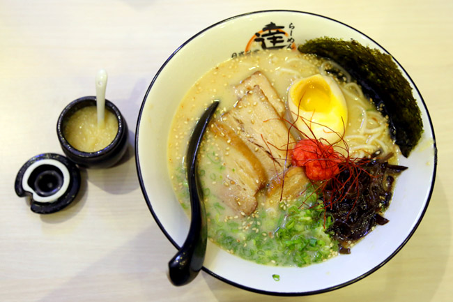 [Closed] Daruma Ramen House – A Japanese Ramen Shop from… Hong Kong