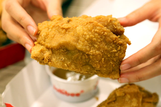 Jollibee Singapore Hands Down One Of The Best Fried Chicken