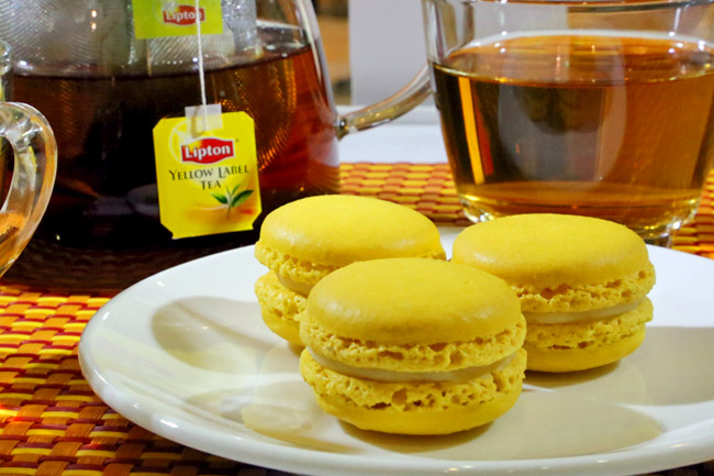 Lipton High Tea Bar – World's First Pop-Up High Tea Bar with Treats from Canele