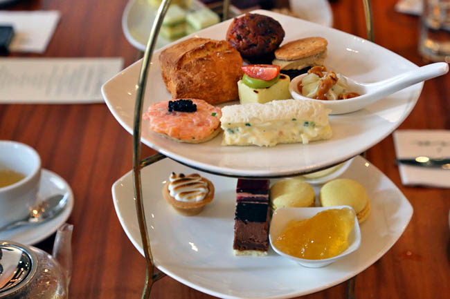 Halia - Afternoon Tea at Raffles Hotel? So Delightful