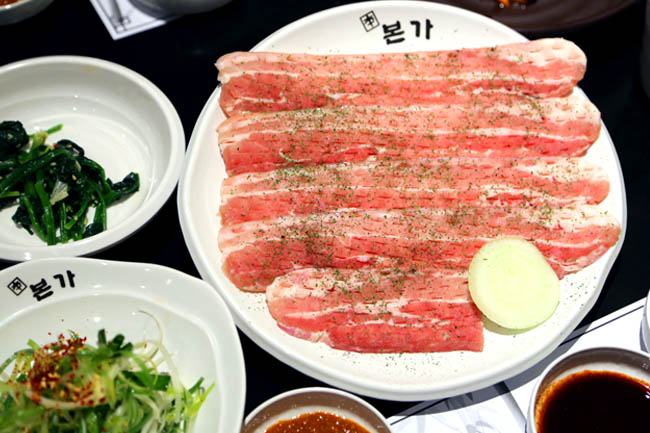 Bornga – Celebrity Korean BBQ Opens New Outlet at Vivocity. Plus New Dishes
