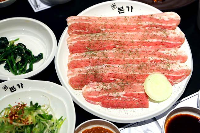 Bornga – Celebrity Korean BBQ Opens New Outlet at Vivocity. Plus New Dishes