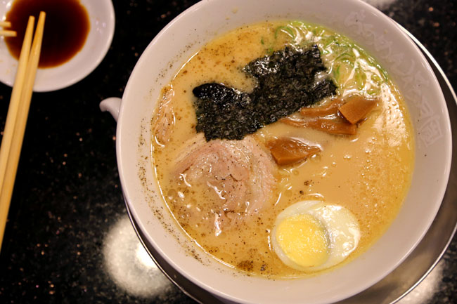 Ramen Kagetsu Arashi – One of the Largest Ramen Chain Shop in Japan Opens at Star Vista