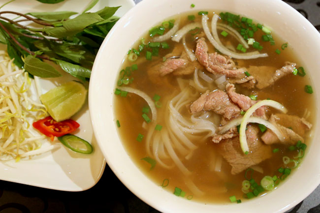 Saigon Lotus - Satisfying Vietnamese Pho at Marina's Square Dining Edition