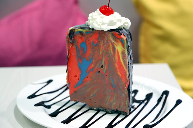 Seventh Heaven Artisanal Desserts - Crazy Flavours of Ice Cream at Orchard Central