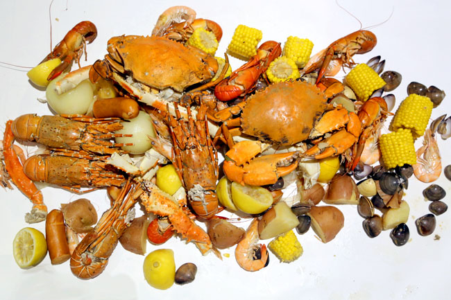 Crab In Da Bag – Ahoy! Seafood Has Never Been This Fun, Enjoyable and Unglam