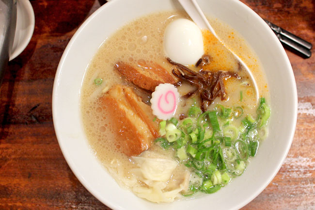 Ippudo 博多一風堂 - The Tokyo Ramen Experience Is Really Quite Different