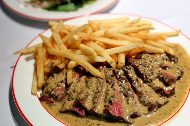[Closed] L'Entrecôte – Steak and Unlimited Fries Bistro At Suntec City Mall