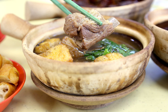 Hong Ji Claypot Bak Kut Teh – Love For This Herbal Pork Rib Soup