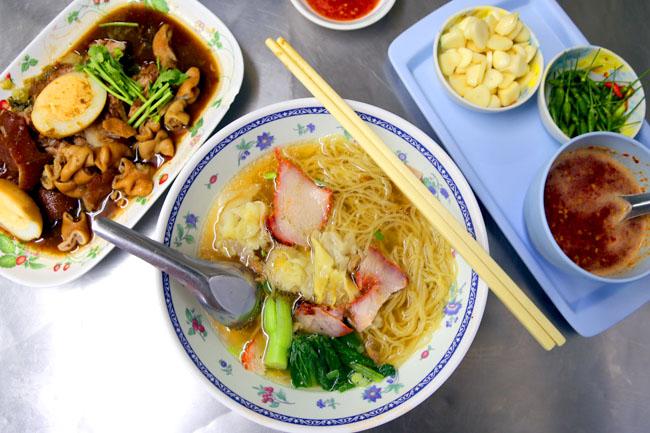 Sabx2 Wanton Mee – Bangkok Pratunum Wanton Noodles Singaporeans Flock To
