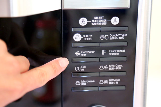 Samsung New Smart Oven Cooking Has Never Been So Smart