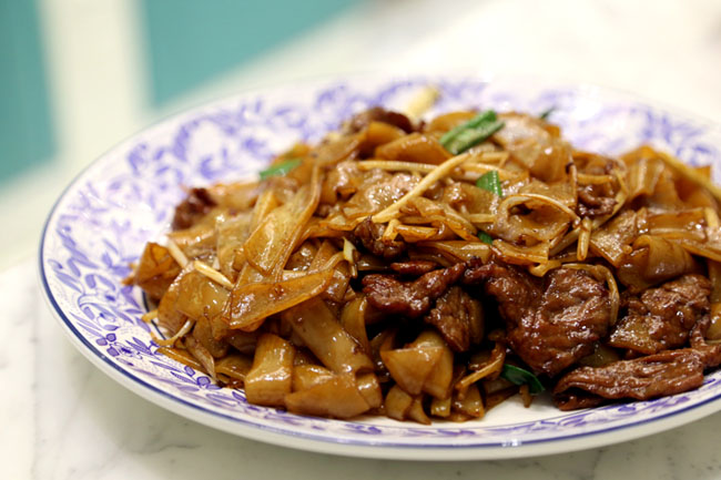 Ho Hung Kee - Michelin Starred Wonton Noodle Moves To Hysan Place