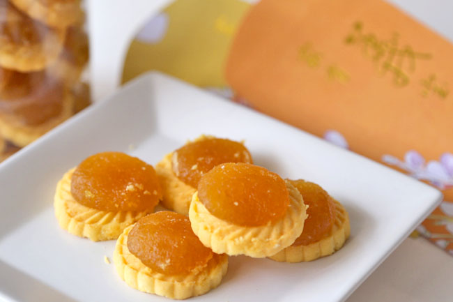 Kele Cake's Pineapple Tarts (Available at Jurong Point, Causeway ...