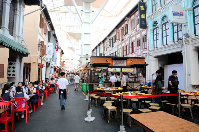 10 Stalls To Try At The New Chinatown Food Street Danielfooddiary Com