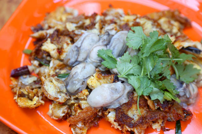 Katong Keah Kee Fried Oysters