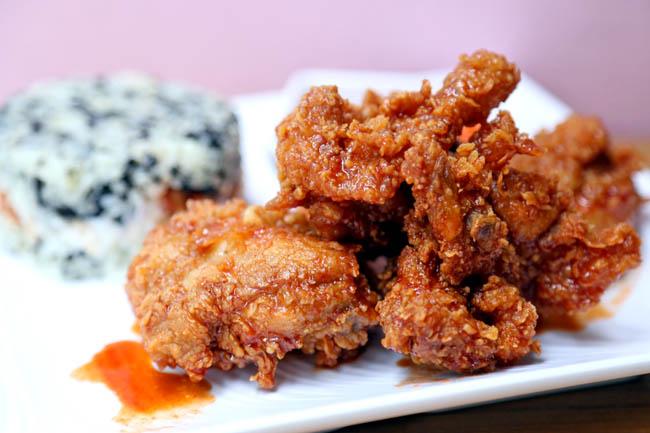 Choo Choo Chicken - Best Korean Fried Chicken Wings In Town ...