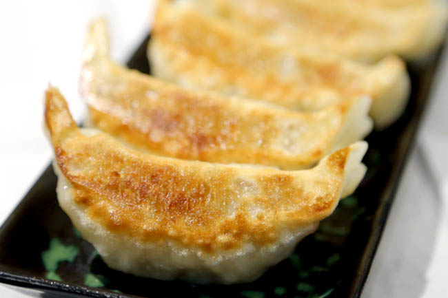 Gyoza-Ya – Tasty Succulent Dumplings, The Rest Needs Work