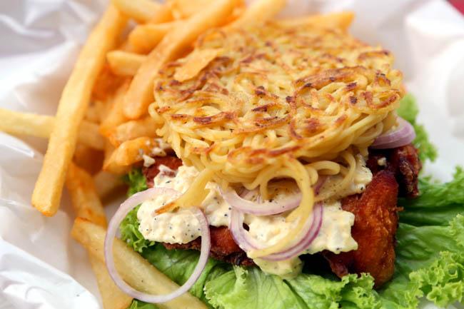 Little Hiro - Hawaiian-Japanese BBQ & Grill with Ramen Burger
