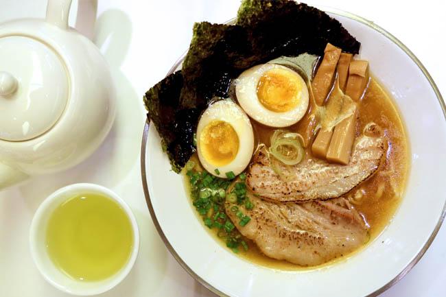 Sanpoutei Ramen – Authentic Tasting Niigata Ramen At Holland Village