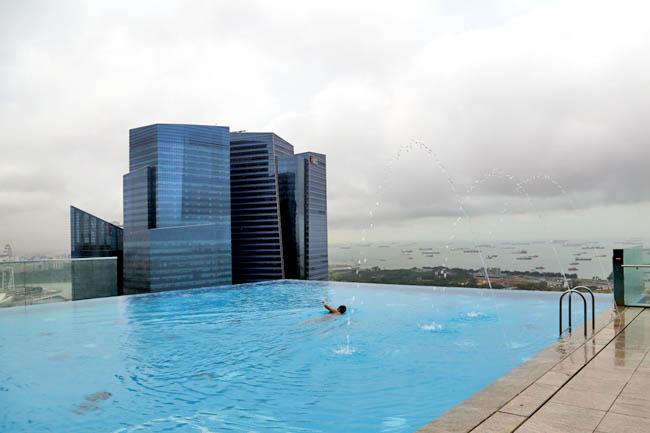 The westin singapore seasonal tastes review - Least crowded swimming pool singapore ...