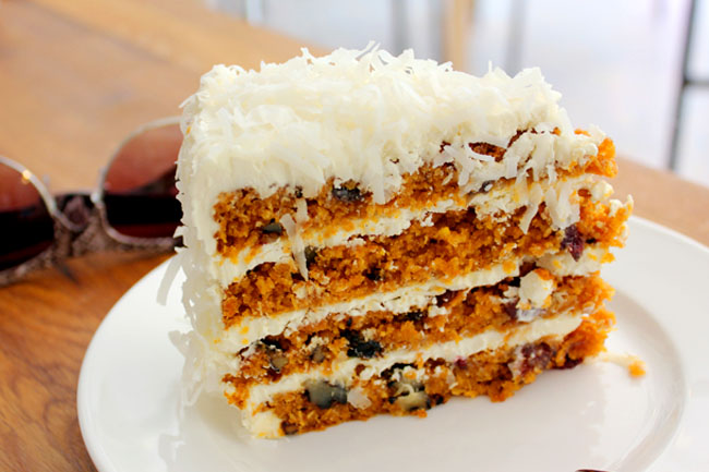 10 Best Carrot Cake Dessert In Singapore Moist Delicious Spiced