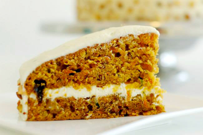 Cedele Carrot Cake Recipe