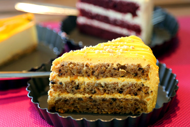 Singapore Carrot Cake Recipe — Dishmaps