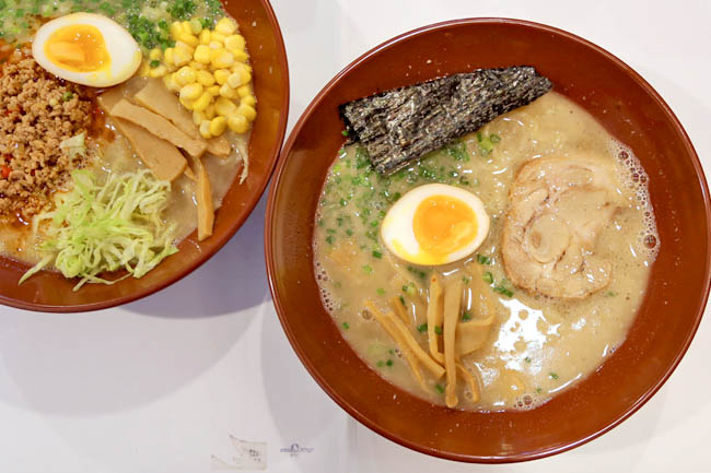 [Closed] Ramen Mitsubachi – New Tonkotsu Ramen Shop at Orchard