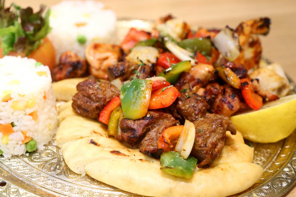 Ottoman kebab grill authentic tasting turkish food at for Authentic turkish cuisine