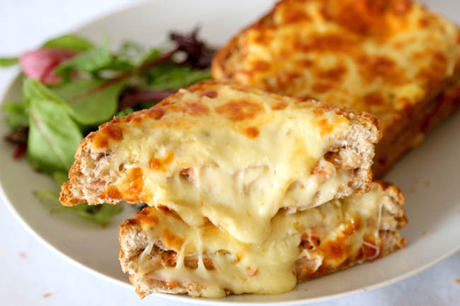 Recipe - Croque Monsieur with Perfect Italiano Cheese