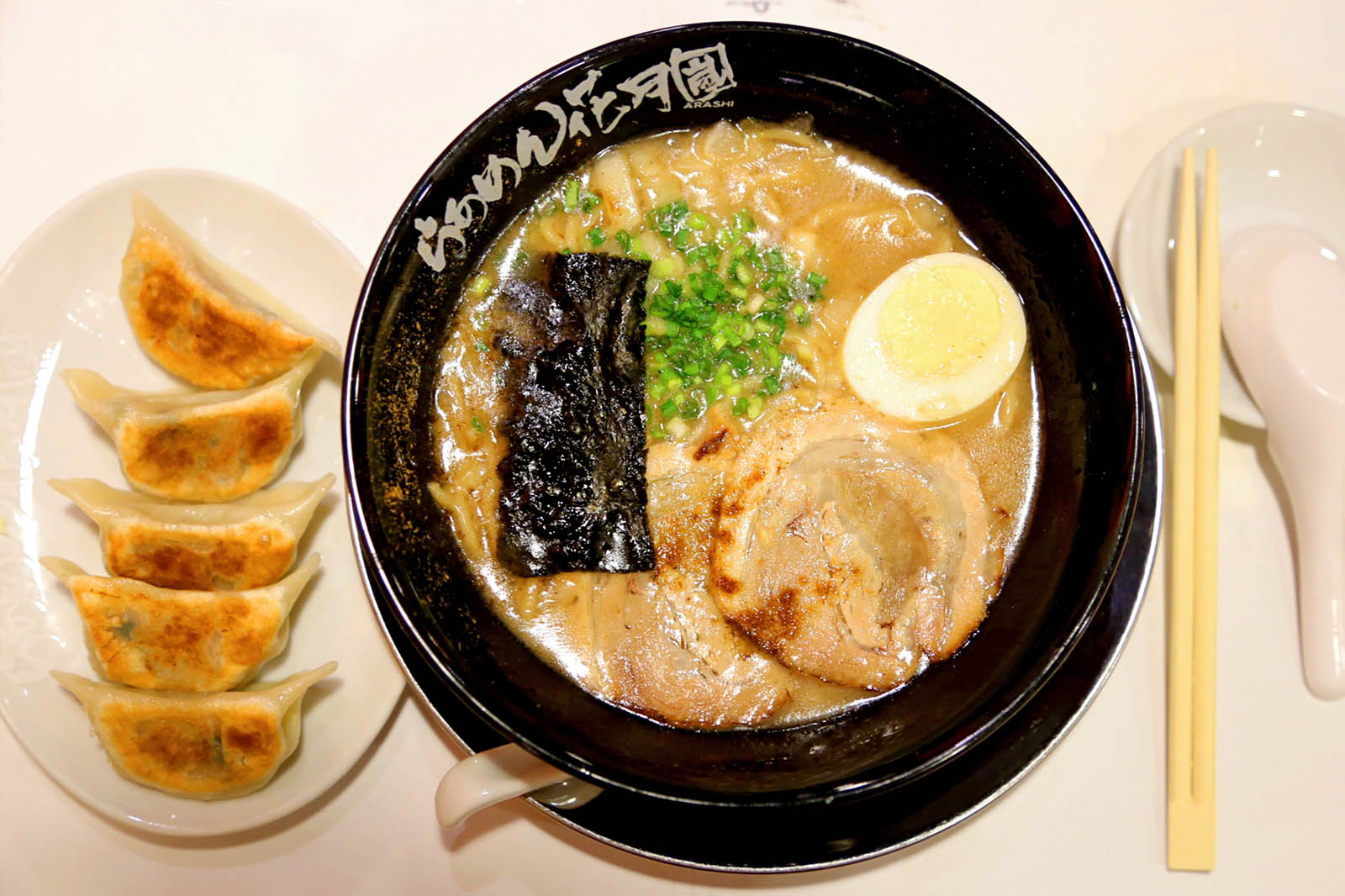 Ramen Kagetsu Arashi - Tonkotsu Ramen Shop at The Cathay