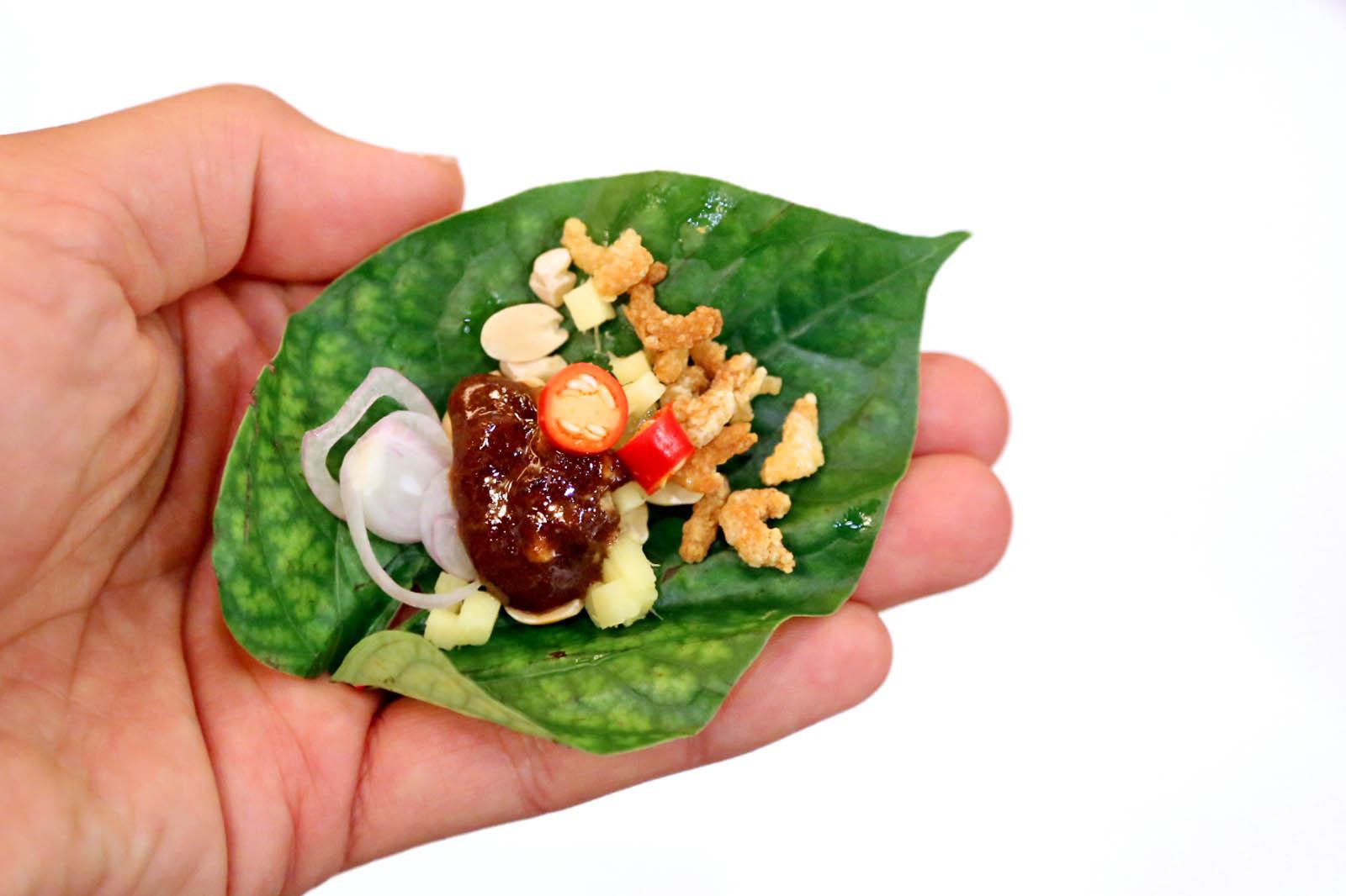 Sawadee thai cuisine hidden gem at tan quee lan bugis for Ah roy thai cuisine