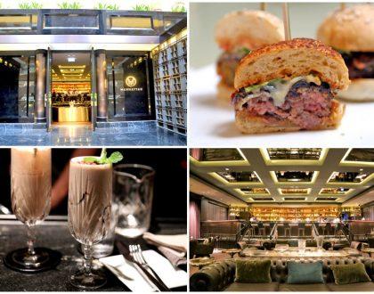 Manhattan Bar – Asia's Best Bar With Excellent Bar Bites, At Regent Singapore