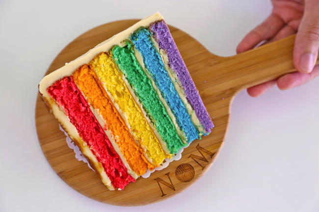 NOM No Other Meaning – Bakery Café With The Rainbow Connection