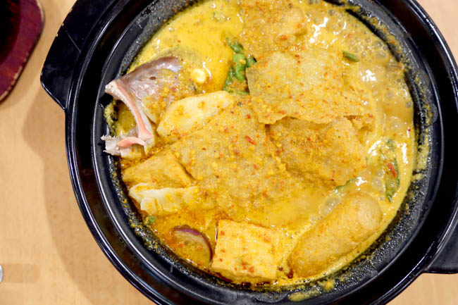 Segar Restaurant – Halal Zi Char with $10 Curry Fish Head!