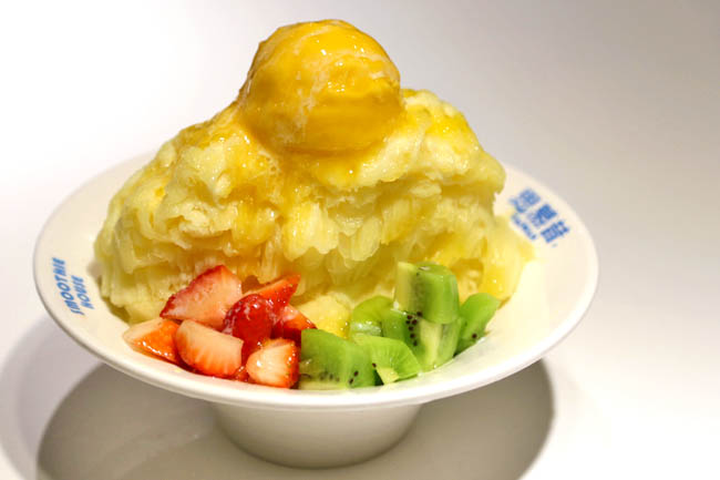 Smoothie House 思慕昔 - The Mango Shaved Ice At Yong Kang