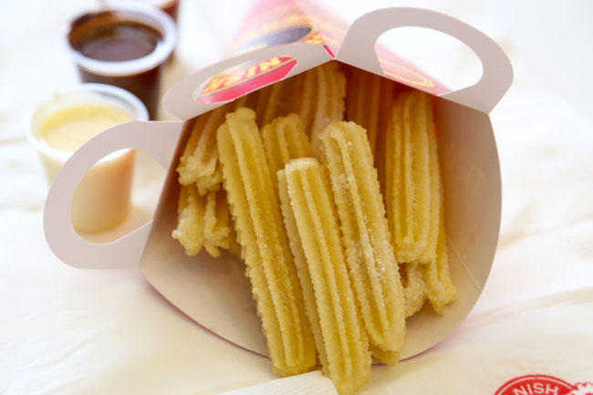 [Closed] Spanish Doughnuts Singapore - Flinders Street Churros at Orchard Central