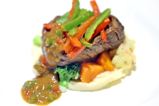 Jack's Place - Sizzling Steak, Savoury Pasta and Asian Fusion Food about 500 Calories!