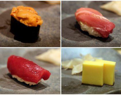 Shinji by Kanesaka – 1 Michelin Star, Probably The Best Sushi Restaurant In Singapore