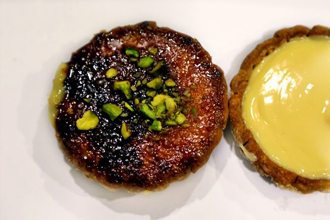Bourke Street Bakery - Life Changing Ginger Brulée Tart & Sausage Roll, At Surry Hills Sydney
