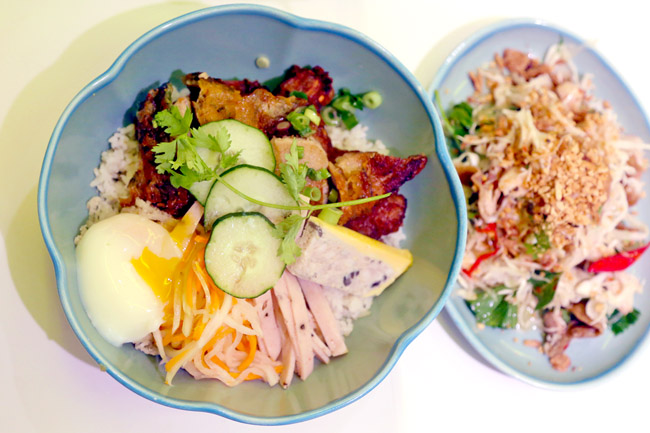 Comnam – Sister Restaurant of NamNam Serves Vietnamese Broken Rice