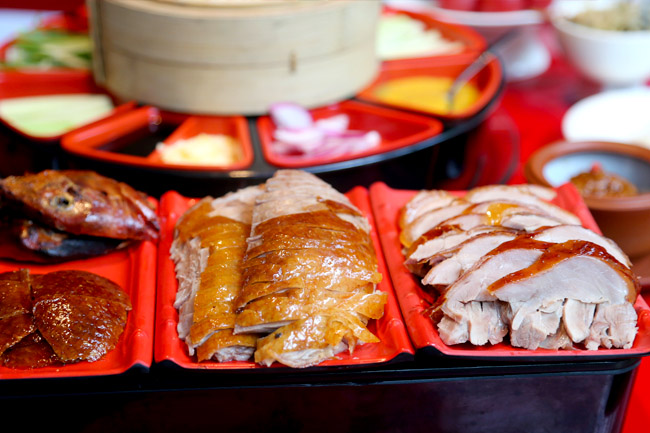 TungLok XiHe Peking Duck – Signature Peking Duck With Interesting Sauces, Now With Promo