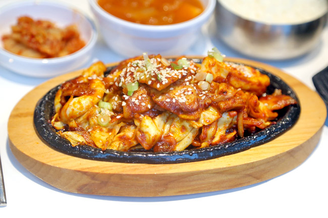 Daessiksin 大食神 – Korean BBQ at Orchard Gateway for $14.90