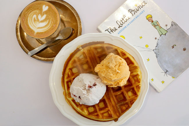 [Closed] The Little Prince Creamery – The Ice Cream Café With A Story, At Toa Payoh Lor 6