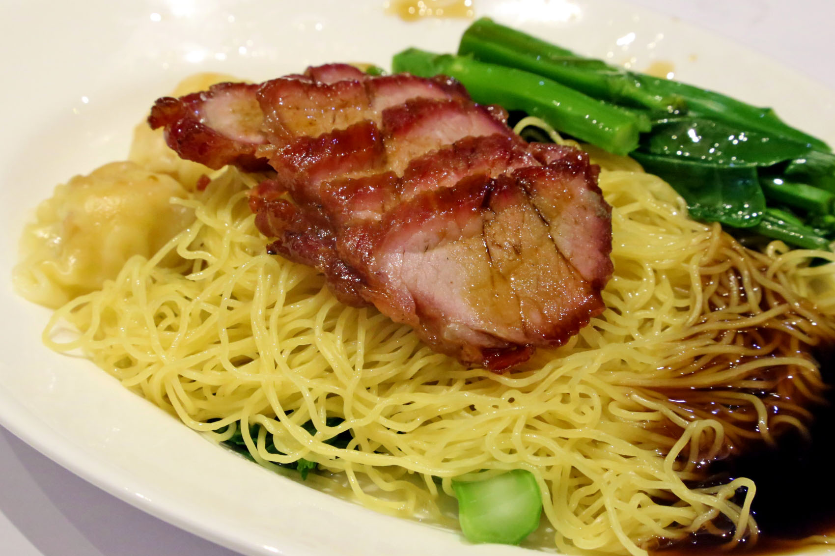 Noodle Place Restaurant - Authentic Hong Kong Style Food Now At Orchard Gateway