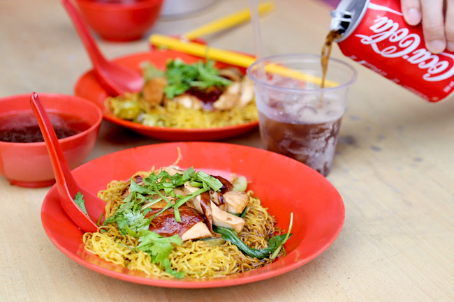 Top 10 Express Eats In Singapore