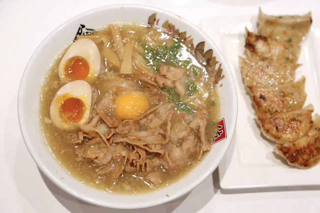Ramen Keisuke Tonkotsu King Matsuri - Probably The Best In This Part Of Singapore