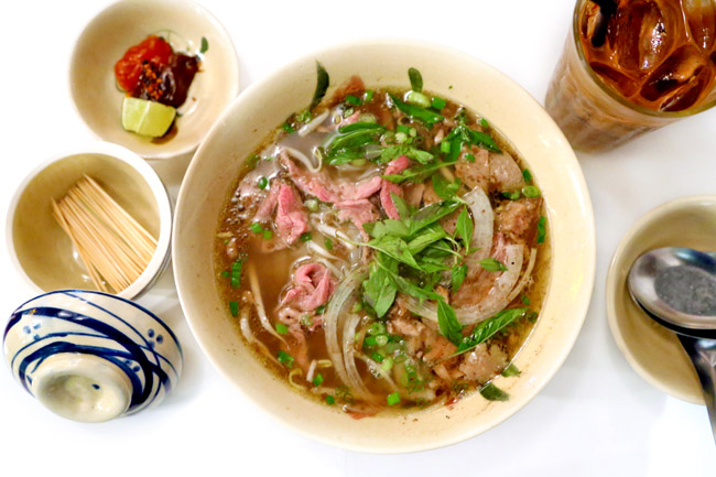 Moc Quan – Authentic Tasting Pho & Banh Mi