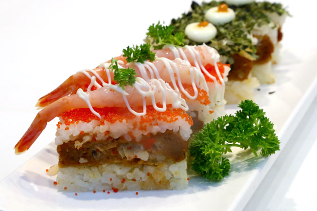 Sakae Sushi – New Menu & New Creations. OCBC Cardmembers to Enjoy Exclusive Dining Privileges!
