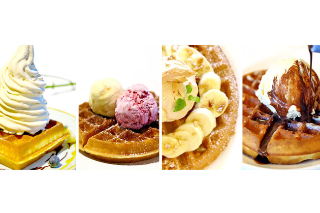 20 New Waffles & Ice Cream Cafes In Singapore
